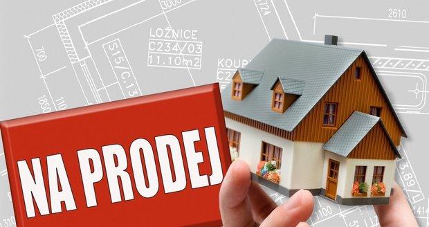 Je vhodná doba na prodej nemovitosti?
